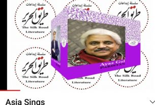 The Silk Road Literature Series Introducing the Asian Poetic Anthology - Sindh Courier-1