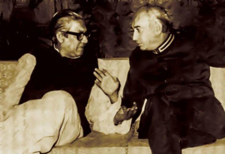 1971 Debacle- Larkana Rawalpindi Election Undermined