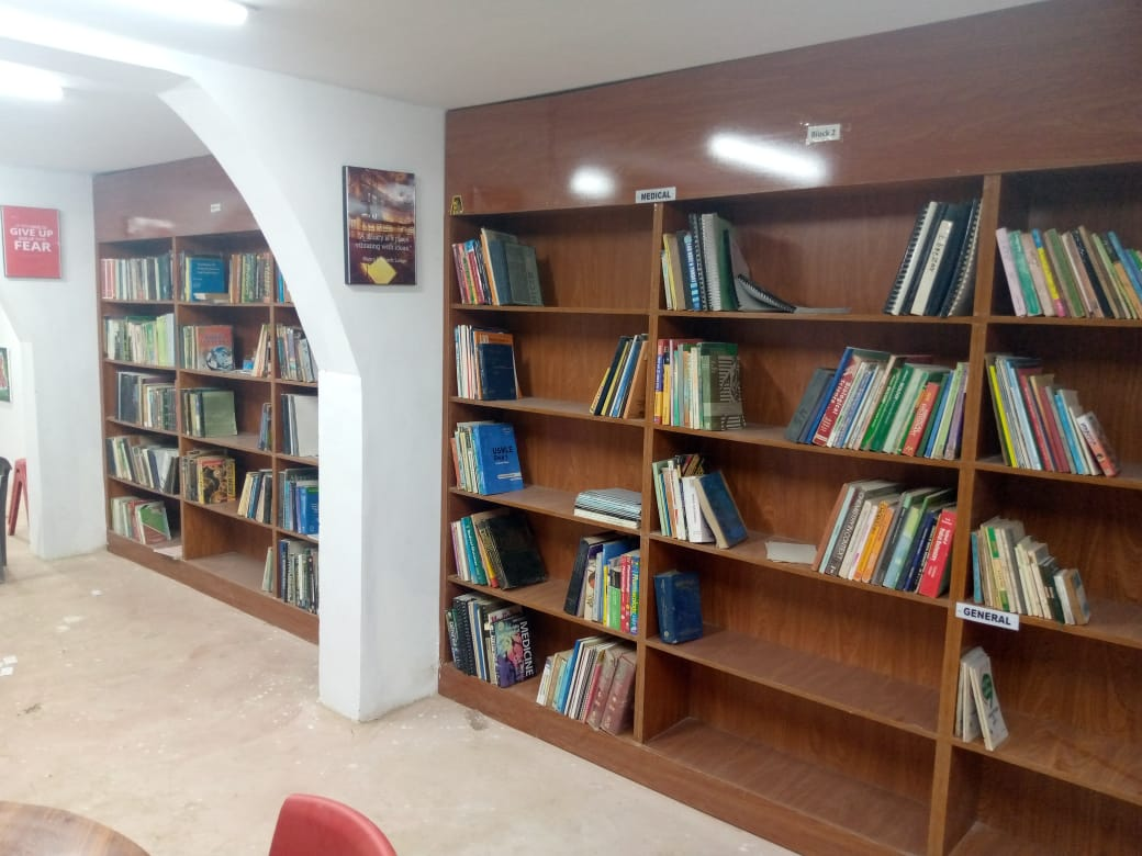 4 Unused shops turned into a beautiful Public Library in Tando Jam - Sindh Courier-2