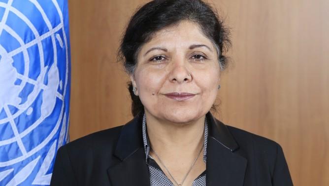 A Sindhi Lady Heads- Dr-Shamshad-Akhtar