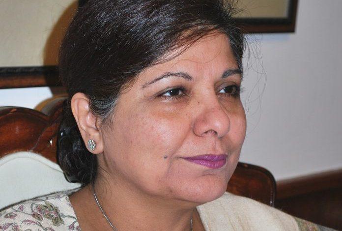 A Sindhi Lady Heads Pakistan Stock Exchange - shamshad-akhtar- Dr-Shamshad-1