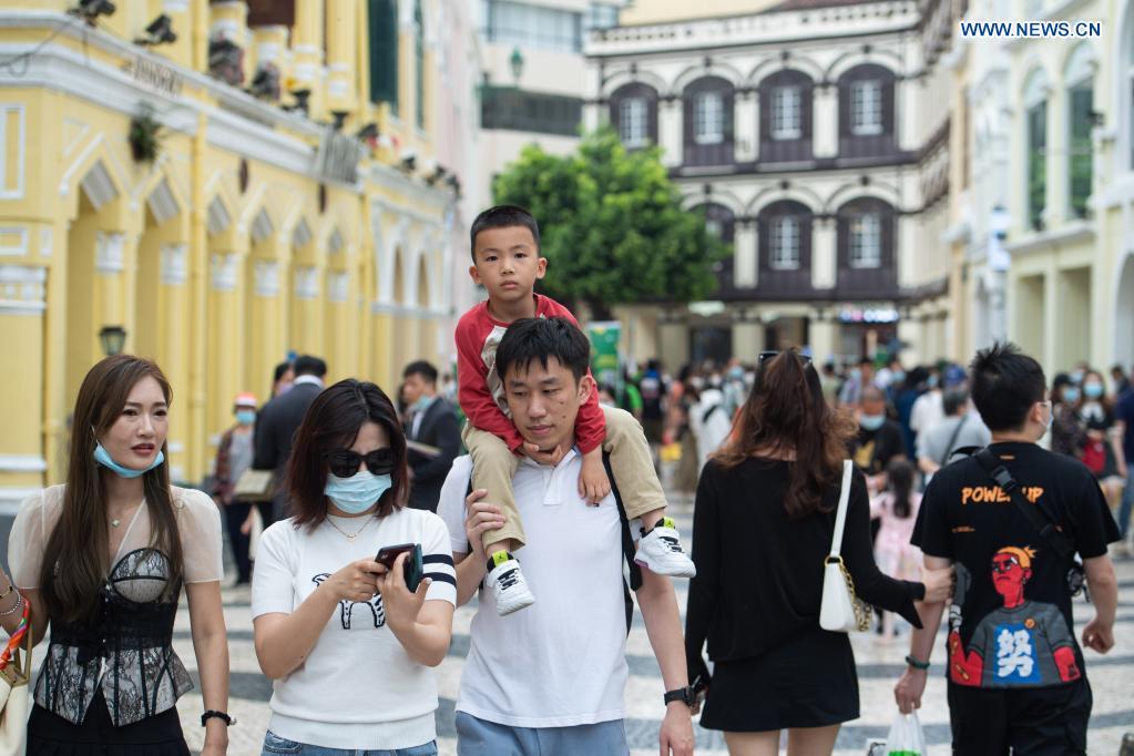 Photo of Mainland China's population reaches 1.41178 billion