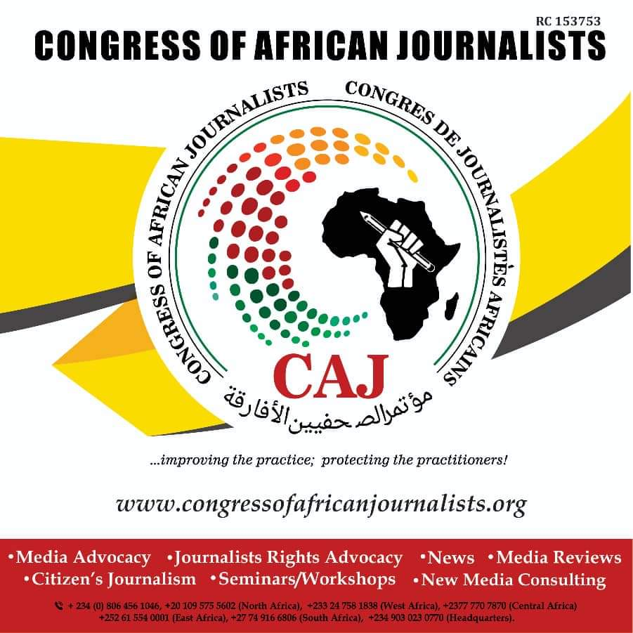Congress of African Journalists- Sindh Courier
