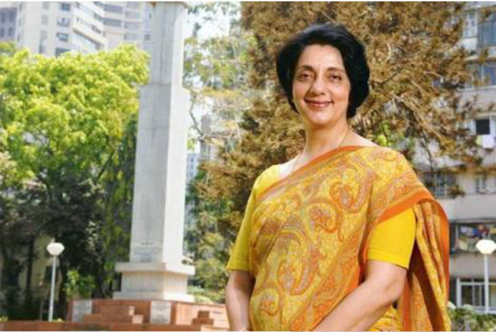 Meera Sanyal - Leader aam Admi Party