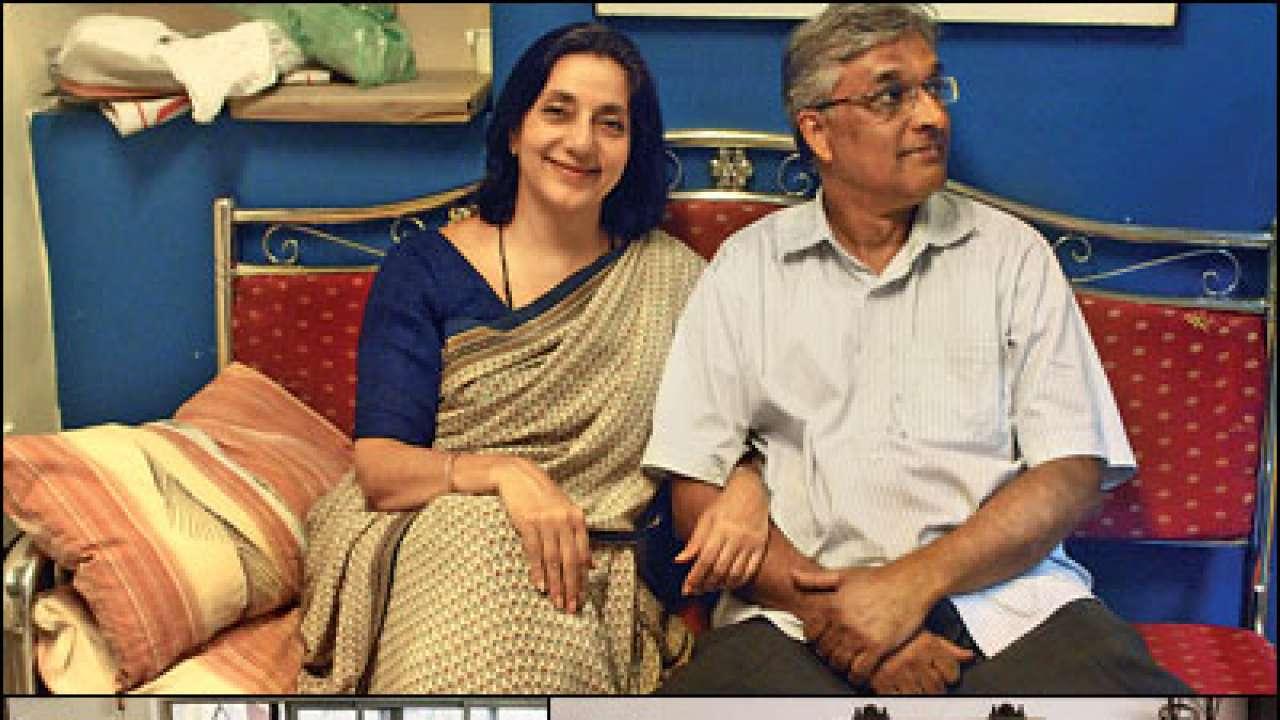 Meera and Ashish Sanyal