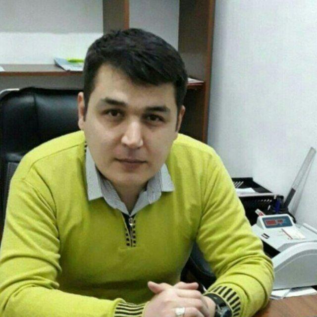 Sherzod Artikov - Uzbek Writer- Sindh Courier