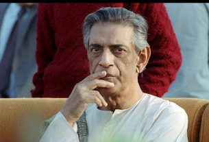 The Myth and the Man- Satyajit Ray- Sindh Courier-1
