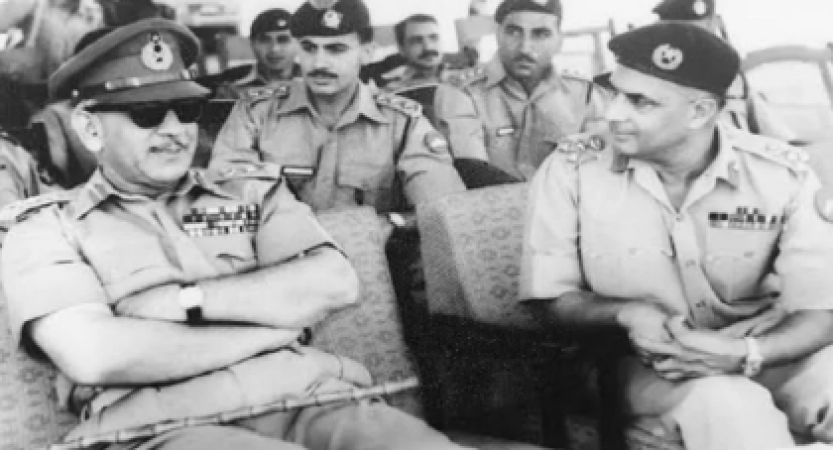 The Night of the Generals . . . And Later - Gen. Tikka