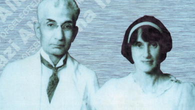 Photo of Life-long Love Story of Sindhi and German Scholars