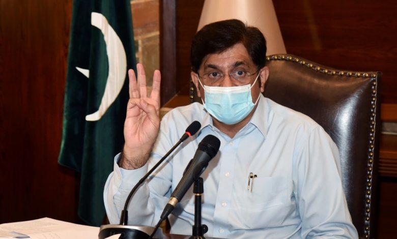 Photo of Murad Shah talks of 'Economic Slaughter' of Sindh