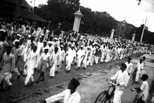 Photo of Hindu Mahasabha played the British Game during Quit India Movement