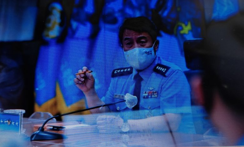 Photo of Sexual Harassment Case: South Korean Airforce Chief Offers To Resign