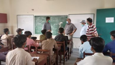 Photo of Skills Training for Entrepreneurship and Paid Employment Project launched in Tharparkar