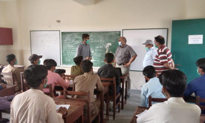 Skills Training for Entrepreneurship -Tharparkar-Sindh-Courier