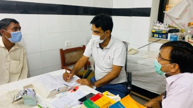 Photo of Tharparkar: A man with chronic mental disorder recuperates