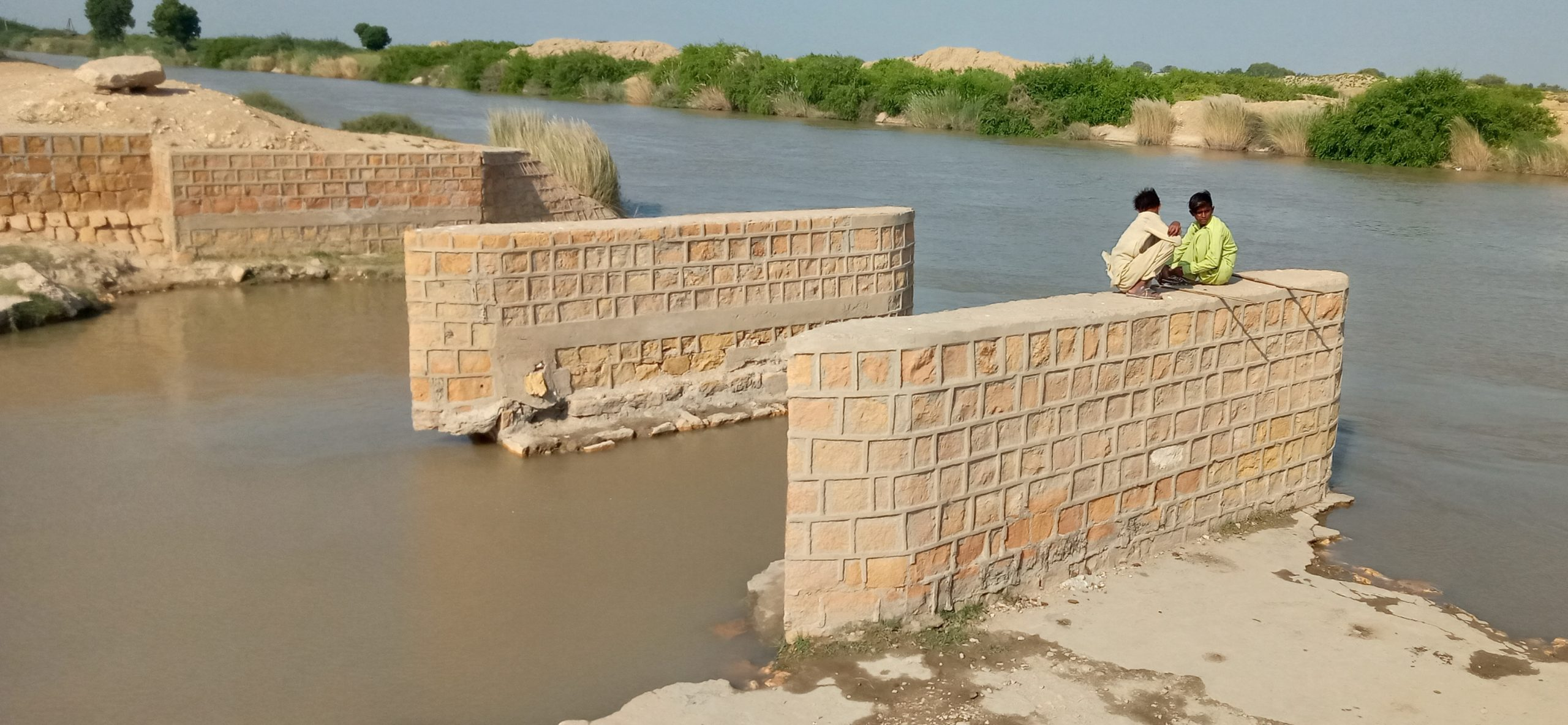Water pollution continues posing threat to human life in Sindh-Sindh Courier-16