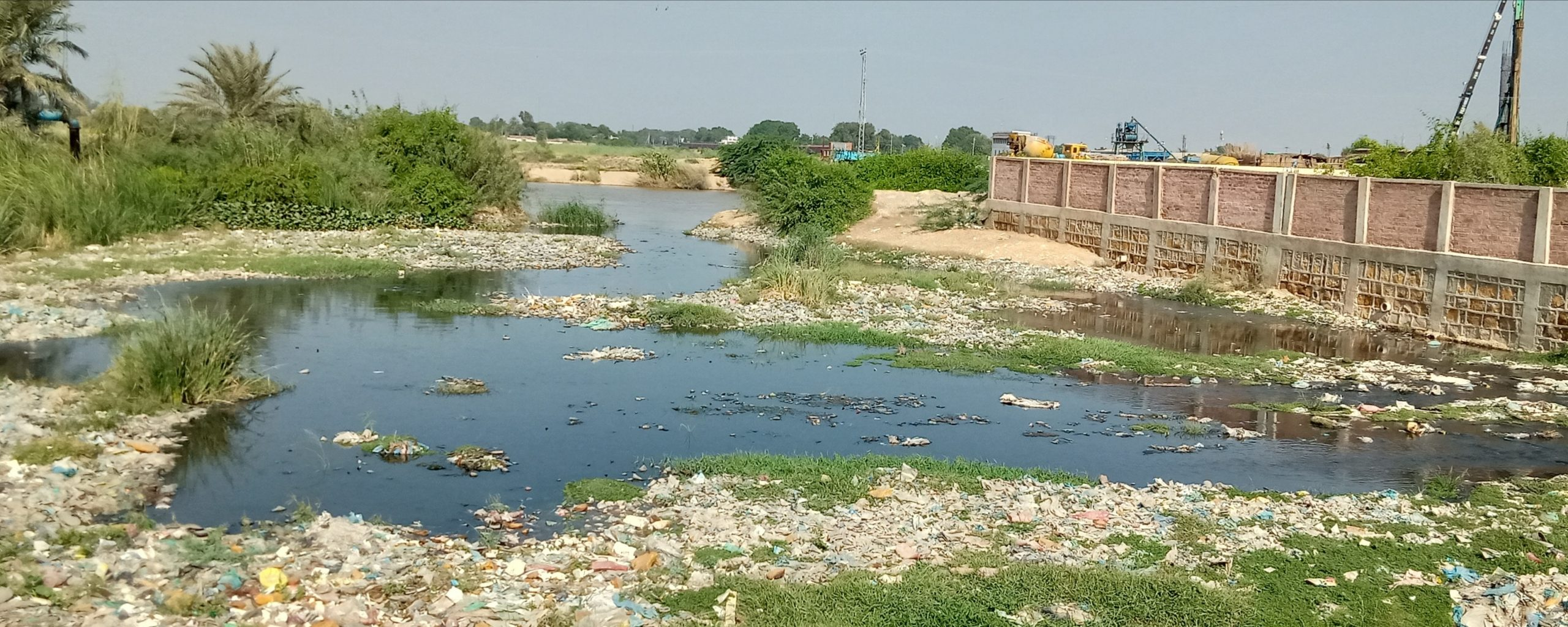 Water pollution continues posing threat to human life in Sindh-Sindh Courier-5