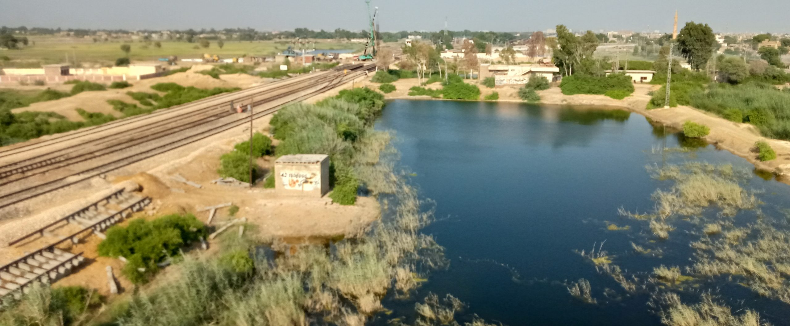 Water pollution continues posing threat to human life in Sindh-Sindh Courier-9