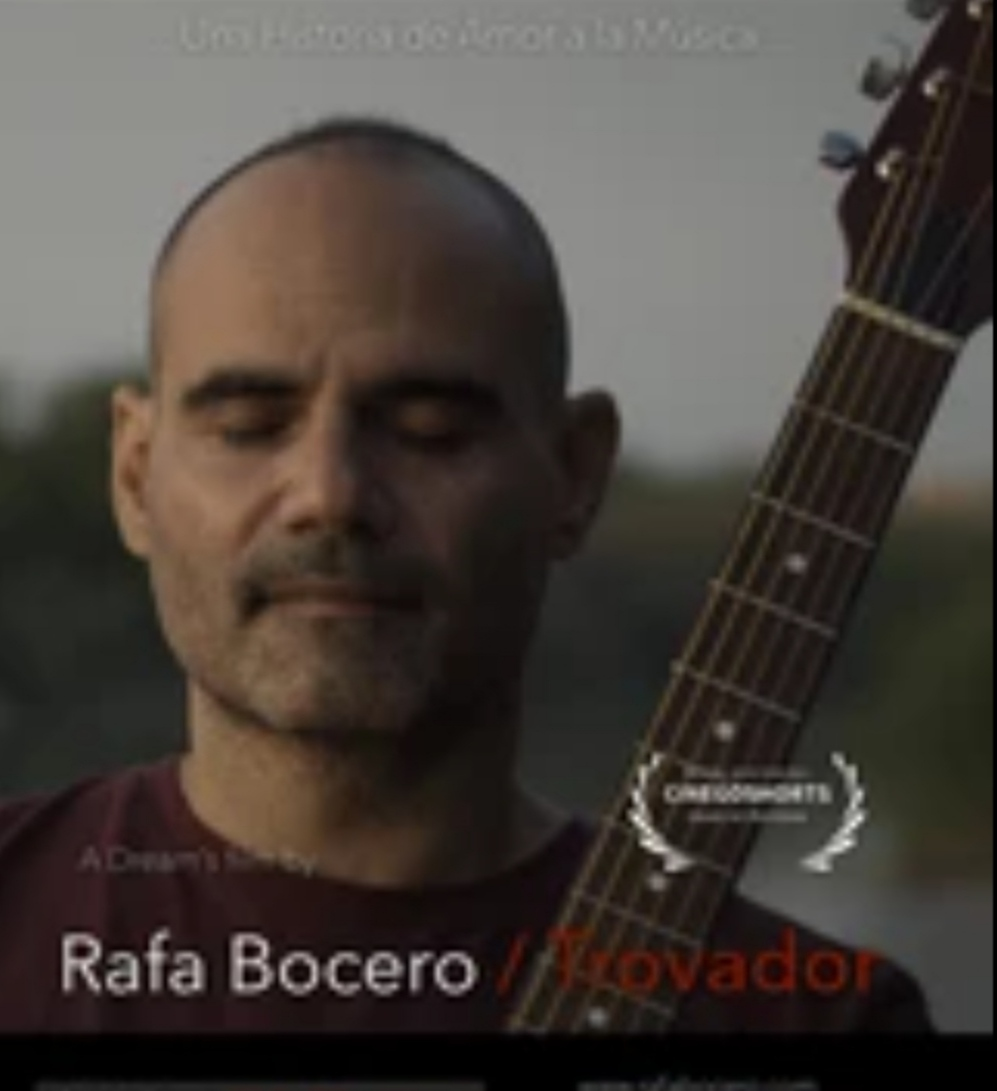 World Music Day 2021 - Singer Rafa Bocero-Spain Sindh Courier