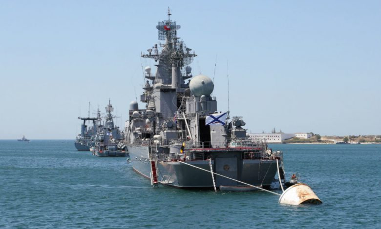 Photo of Observations of an Expat: A Black Russian Sea