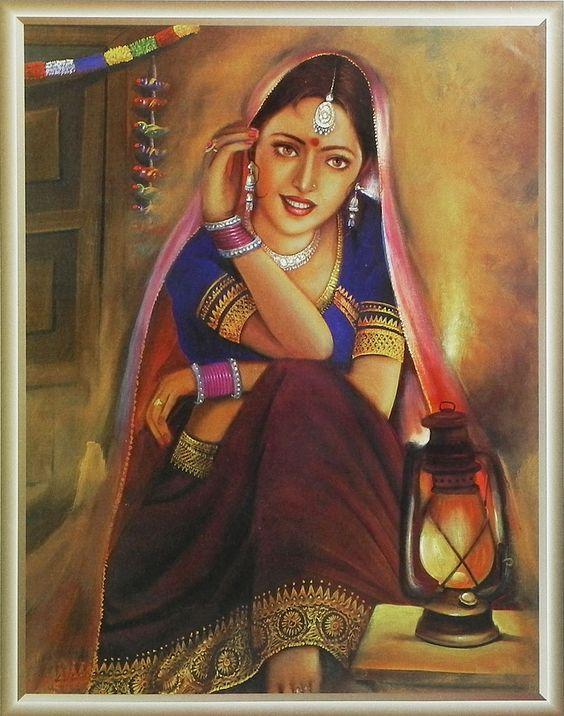 woman in Sindhi Poetry-1