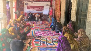 Photo of Women-led Village Organization Scores Much Better