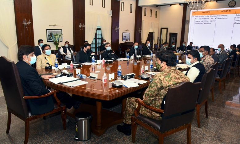 Photo of Afghanistan Situation: Sindh Apex Committee alerts Law Enforcing Agencies