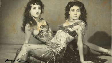 Photo of The Egyptian Belly Dancing Sisters with a Secret Jewish Identity