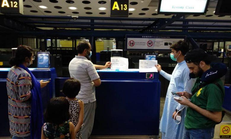 PIA- Flight-Beijing-Sindh-Courier-1