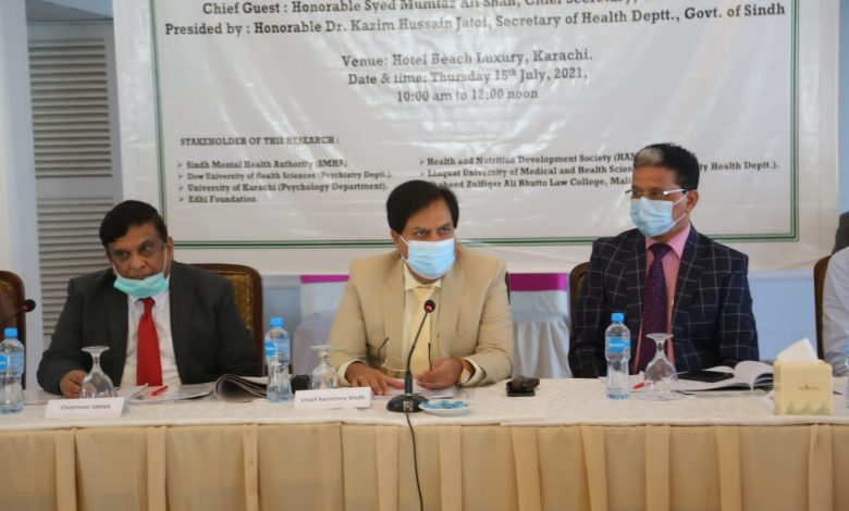 Pandemic leaves highly adverse social, psychological and financial effects -Sindh Courier-1