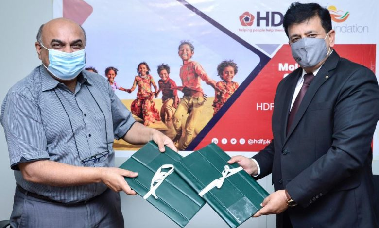 Photo of Thar Foundation partners with HDF to train Thari Women