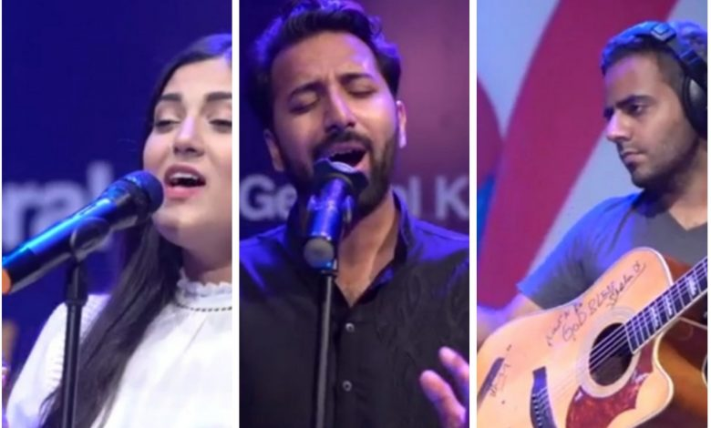 Photo of U.S. Independence Day Celebration: Music brings Pakistanis and Americans together