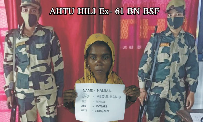 Photo of Trafficking of Bangladeshi women and children in India