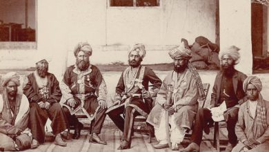 Photo of Indian Merchants and Peshawar's Connections with Central Asia in 18th and 19th Centuries