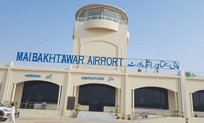 Photo of Sindh govt. decides to operationalize Mai Bakhtawar Airport