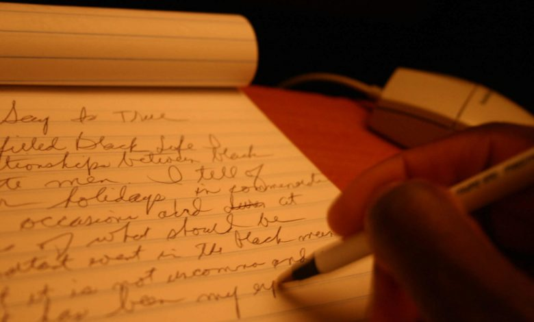 Photo of Deliberating the dilemmas of society through writing