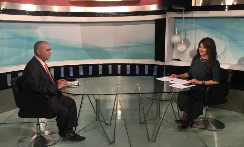 Photo of Egyptian TV telecast special program on Kazan International Muslim Film Festival