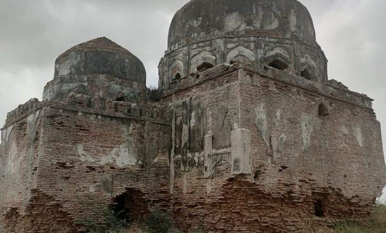 Photo of Ketiyan Jo Kot (Fort of Ketis): First capital of Manikani Emirate of Sindh's Talpur Amirs