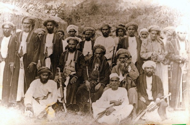 Photo of Soldiers and Sultans between Balochistan and Oman