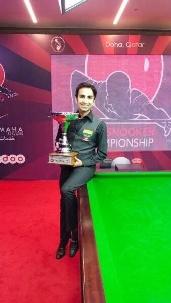 Advani-Pankaj-Snooker
