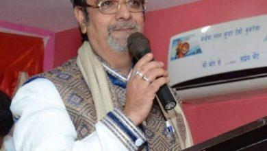 Photo of Atmaram Lalwani striving to promote Sindhiyat