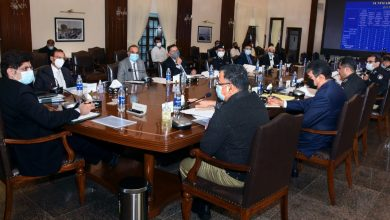 Photo of Murad orders combing out policemen working for drug mafia