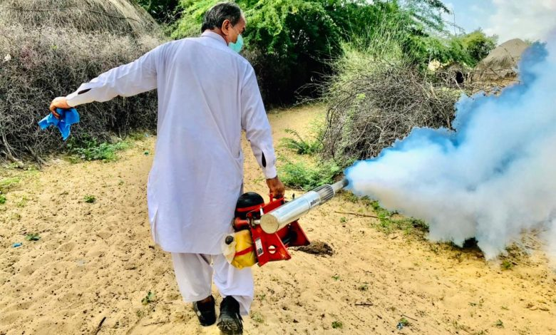 Photo of Fumigation drive launched in Thar Coal Block-2 villages