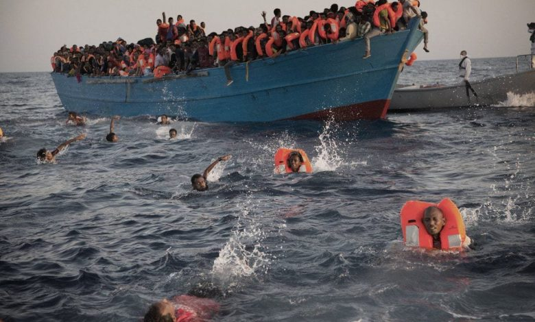 Photo of Six people die in the Mediterranean Sea every day – Poetry from Iran