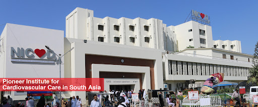 Photo of NICVD Revitalizing Sindh Health Sector