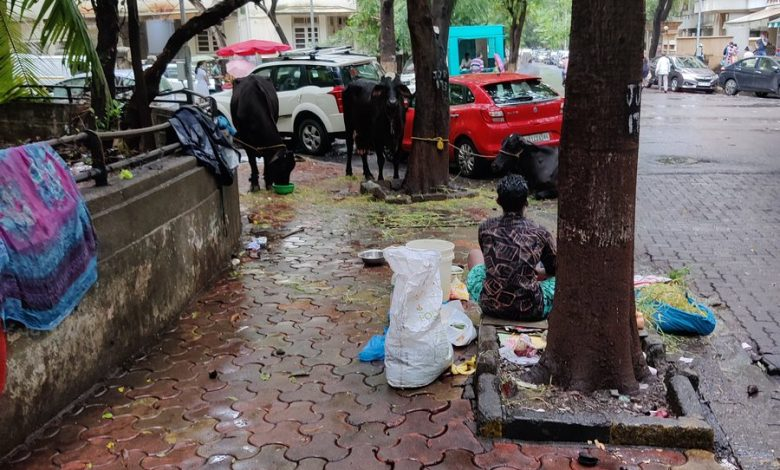 Photo of Story of the Footpath – A poem from India