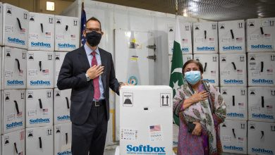 Photo of United States delivers another 320,580 Pfizer Vaccine Doses for Sindh