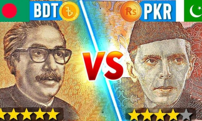 Photo of Bangladeshi Taka, Indian Rupee become stronger after fresh depreciation of Pak rupee