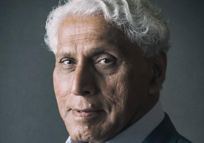 Photo of Romesh Wadhwani – An Entrepreneur, Technologist and Philanthropist