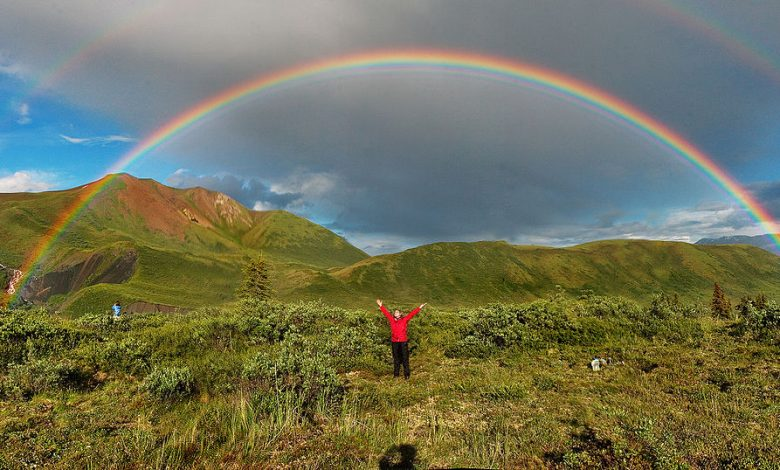 Photo of The Secret of the Rainbow – A Poem from Italy